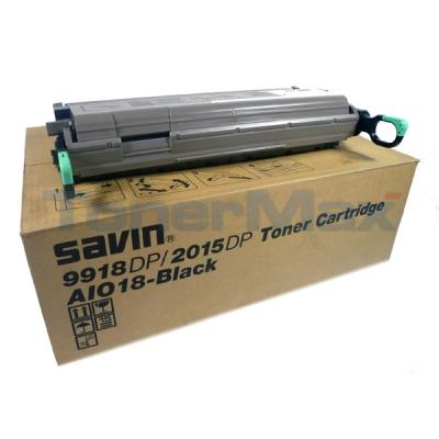 SAVIN 9918DP TONER CARTRIDGE BLACK